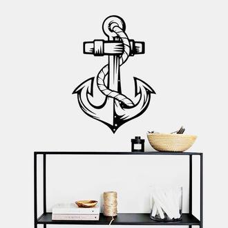 """Деревянная картина """"Anchor"""""""