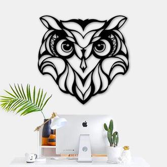 Деревянная картина Owl 038