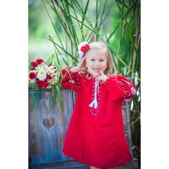 Сукня-туніка для дівчинки