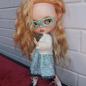 OOAK Blythe ООАК кукла Блайз