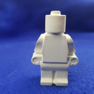Фигурка Lego (Лего) из гипса для росписи, декорирования (маленькая)