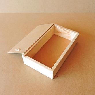 Пенал деревянный Гиацинт 25х35х8см