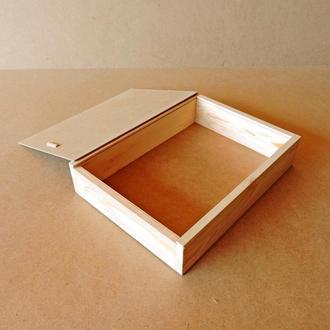 Пенал деревянный Гиацинт 30х40х8см