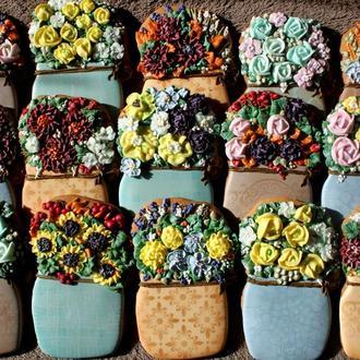 """Набор """"Квіти"""". Подарунок на  8 Березня. До Дня вчителя. На день народження"""