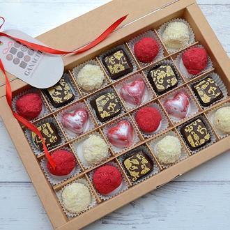 """Шоколадные конфеты  """"Для любимой"""", 24 шт"""