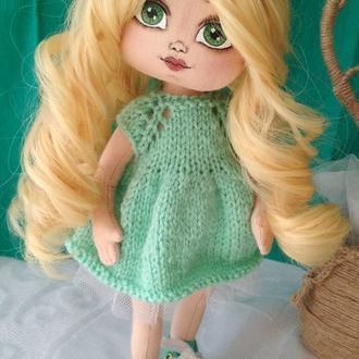 Ігрова текстильна лялька