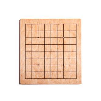Доска для игры в Го 9х9 (учебная)