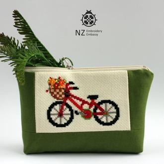 "Косметичка ""Велосипед"""