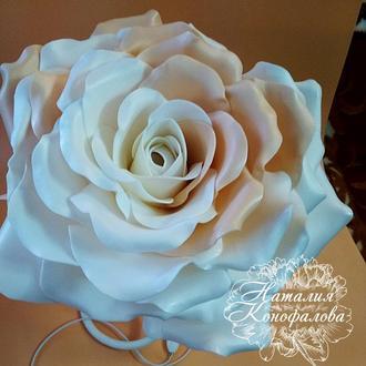 Ночник Роза Крем-брюле, изолон