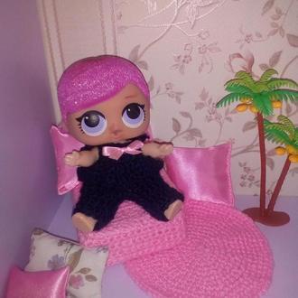 Мебель для кукол Лол. Кресло.