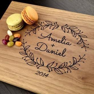 Деревянная разделочная доска для кухни, Кухонная доска, разделочная доска, подарочная кухонная доска