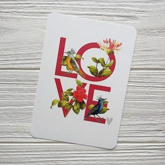 Love flora&birds