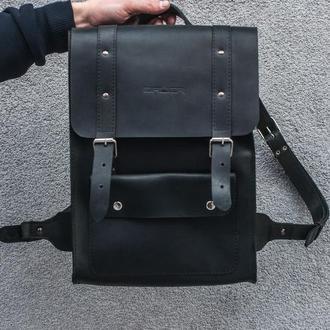 Рюкзак из натуральной кожи. Арт. 04001