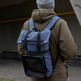 Рюкзак из водоотталкивающей ткани