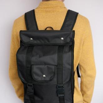 Рюкзак из водоотталкивающей сумочно-рюкзачной ткани