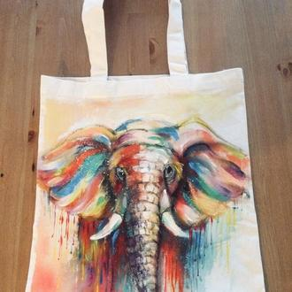 "Эко-сумка ""Слон"""