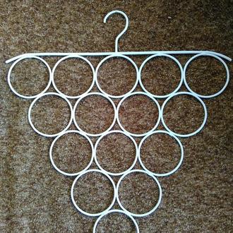 Универсальная вешалка тремпель для одежды и аксессуаров