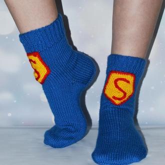 Носки  для Супермена