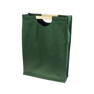 Екологічна сумка з дерев'яними ручками