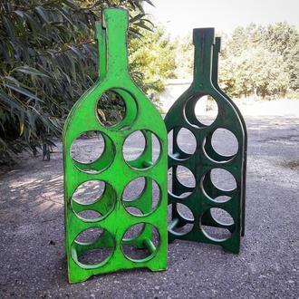 Держатель Bottle-7 DarkGreen (темно-зеленый)