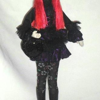 Аниме-кукла готическая лолита