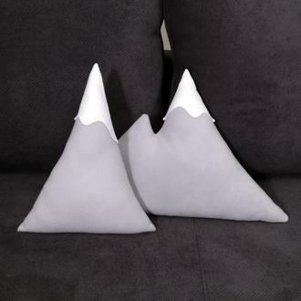 Декоративные подушки Горы