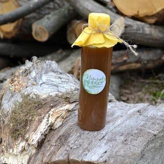Натуральний шампунь на мильних горіхах