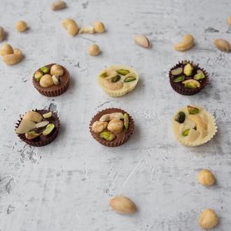 Медіанти с орешками 9шт