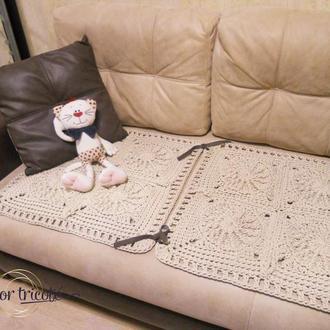 Коврик-дорожка на диван или пол