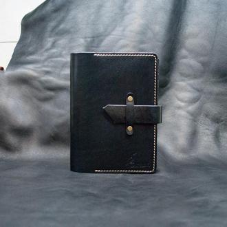 Скетчбук в кожаной обложке Crane Studio