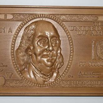 пано 100$