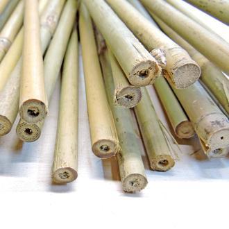 Бамбук натуральный. Диаметр 7мм*100мм.