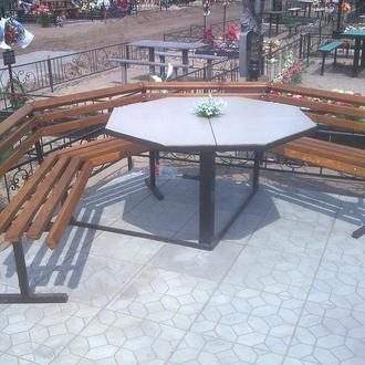 Стол садовый 2
