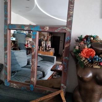 """Зеркало """"Винтажное окно"""""""