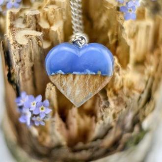 кулон-сердце
