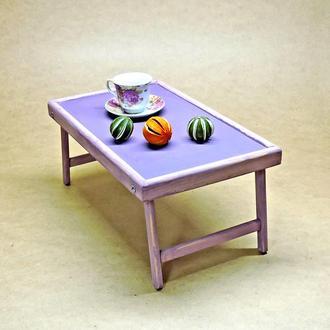 Столик-поднос для завтрака Даллас орхидея