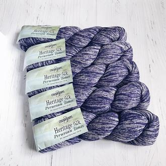 Cascade yarns - Deep Whisteria