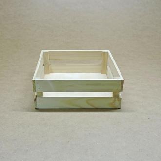 Короб для хранения Милена 270х270мм бланже