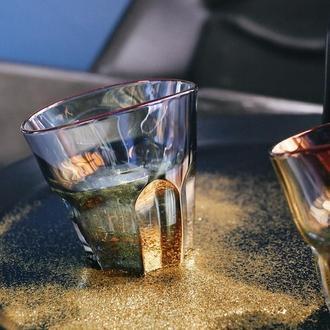 Набор Пьяных Голографических Cтаканов Для Виски