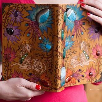 "Шкатулка Memory-book ""Unicorn""."