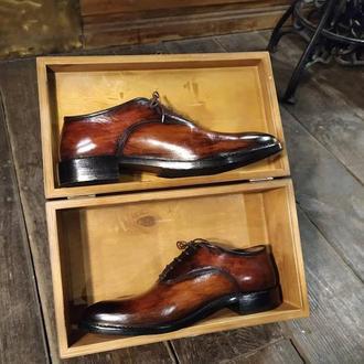 Обувь (оксфорды)