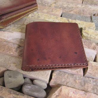 портмоне  кожаный бумажник кошелек мужской кожаный винтажные кошельки тонкие портмоне