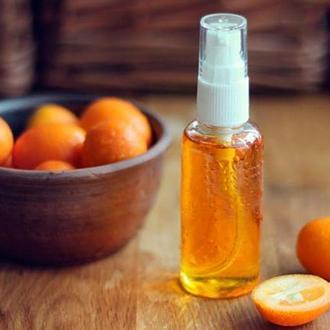 Гидрофильное масло для жирной и проблемной кожи ′Апельсин′