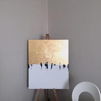 Картина Золото