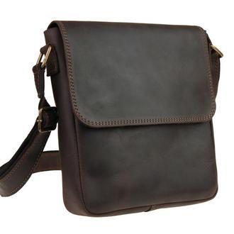 Мужская сумка из натуральной кожи . Кожаная барсетка