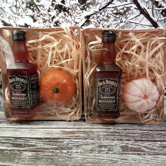 """Набор мыла """"Виски +мандарин"""""""