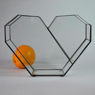 Флорариум Сердце