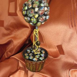 топиарий, декоративное дерево
