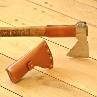 Валашка Бартка Гуцульський топірець сокира топор axe hatchet