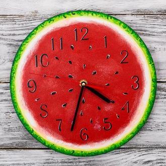 Настенные часы «Арбуз»